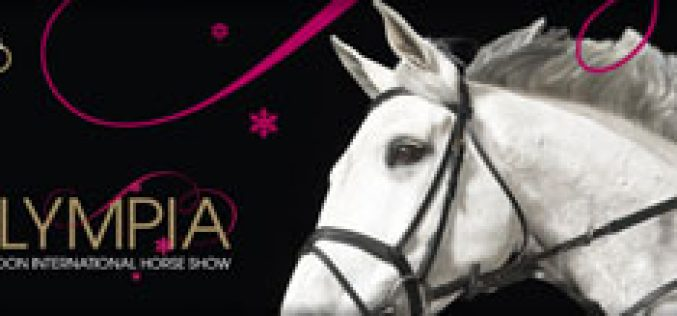 Olympia Horse Show celebrates its centenary