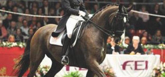 Anky  e Salinero vencem pela segunda vez em Olympia