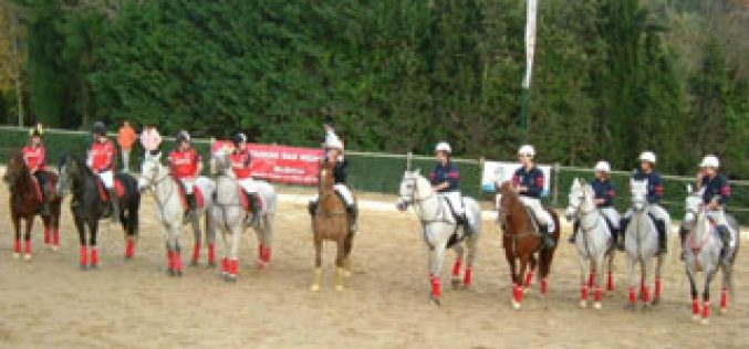 Internacional Under-21's Horseball Cup – Sintra 2007