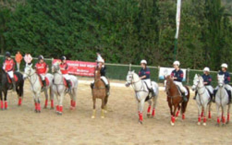 International Under 21's Horseball Cup – Sintra 2007