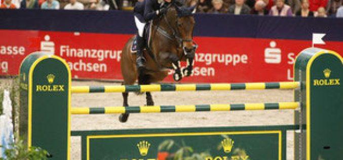 Jessica Kürten lets Libby loose again in Leipzig….