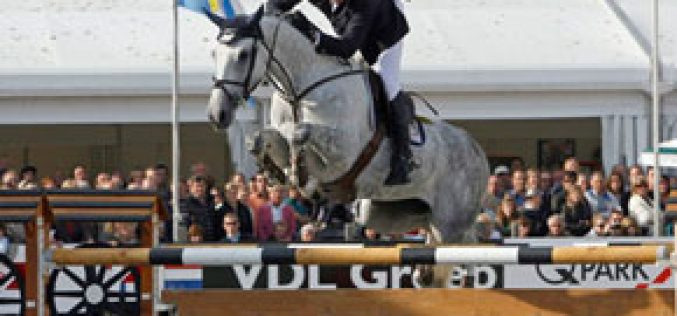 Quatro novos cavalos para Jos Lansink