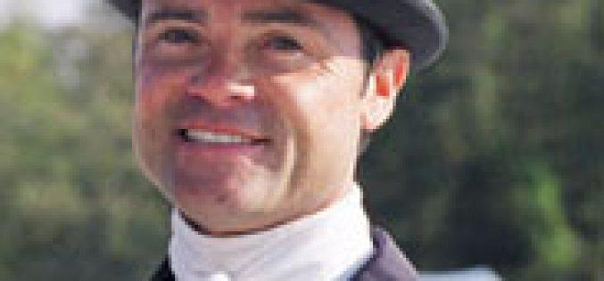 Cavaleiro de CCE ferido no Red Hill Horse Trials