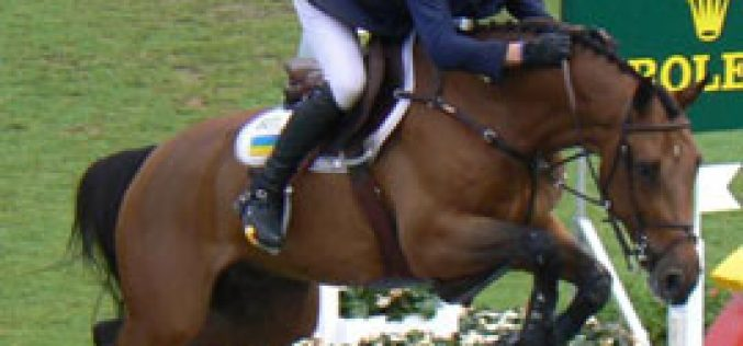 Felipe Azevedo montou Loriot em Arezzo