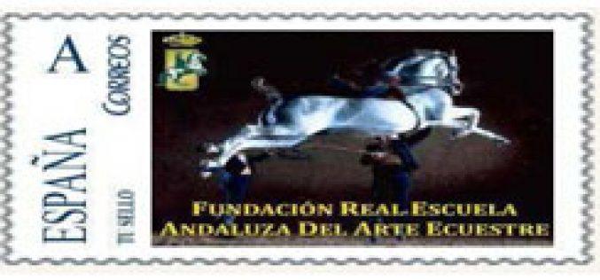 Real Escola Andaluza de Arte Equestre tem selo comemorativo