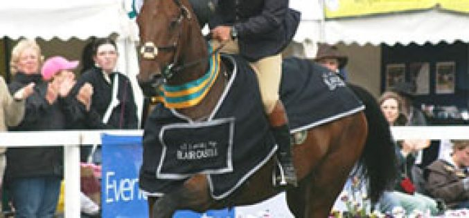Duarte Seabra claimed the Duke of Atholl Trophy