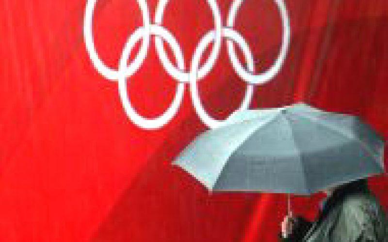 Hong Kong cyclone delays Olympic horses