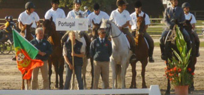 Portugal em quarto e nono no Cto. do Mundo de Trec