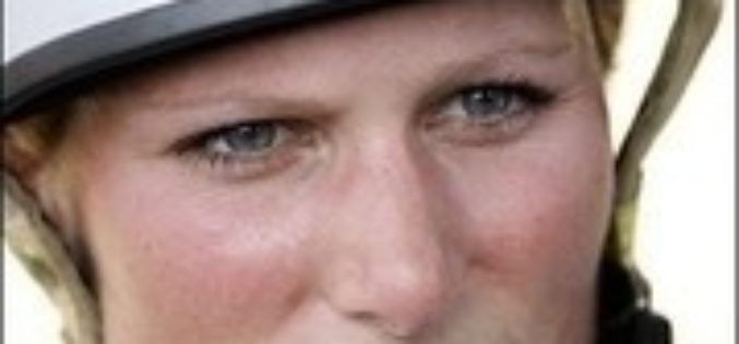 Zara Phillips' Tsunami dies after cross-country fall