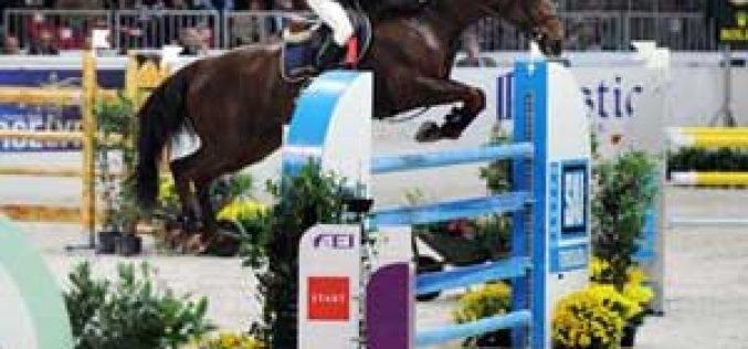 Beerbaum best In Small Grand Prix in Verona