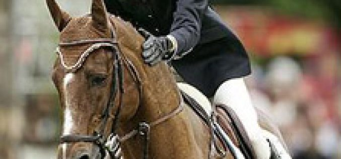 Fredricson wins the opening jumping competition at the CHIO Aachen