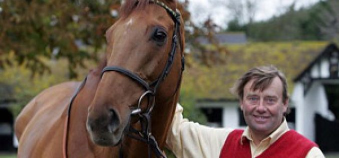Trainer Nicky Henderson hit with record fine