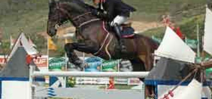 Michael Whitaker will ride Pilgrim II
