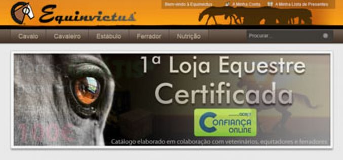 EQUINVICTUS com Loja Online