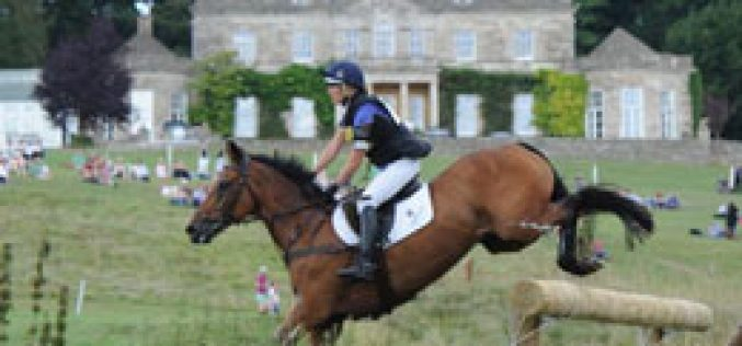 British Eventer Daisy Berkeley's Horse Died