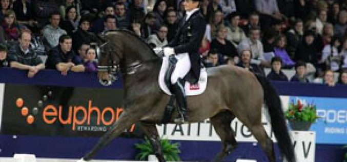 Gal drawn sixth to go in Reem Acra FEI World Cup
