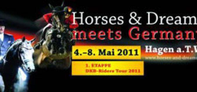 150 Grand Prix horses at Horses & Dreams meets Germany