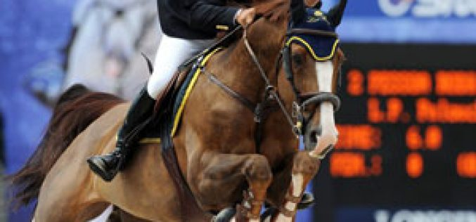 Riders' Comments About the CSIO in Rome