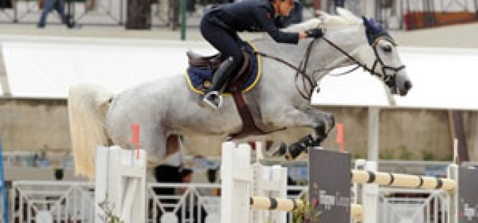 CSIO ROMA: Italy wins two out of three