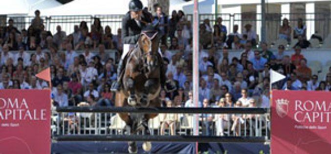CSIO Roma: Eric Lamaze ganha o Grande Prémio