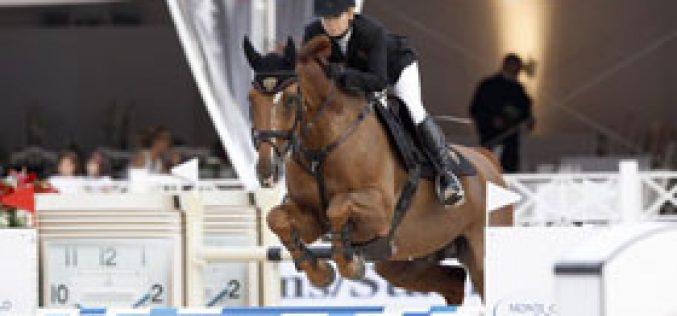 Edwina thriumps as CGT's first millionaire rider