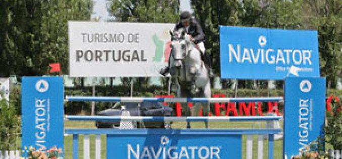 Luís Sabino ganha a 1ª Classificativa do CPCO