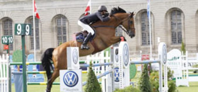 The World's Elite Show Jumping in Chantilly