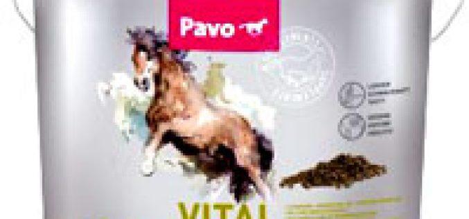 Pavo Vital Complete para a saúde do seu cavalo