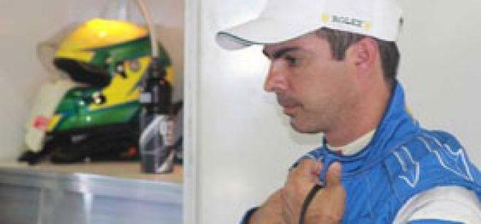 Rodrigo Pessoa estreou-se no automobilismo