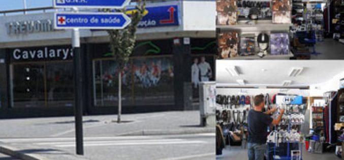 """""""Cavalarya"""" abre nova loja em Leça da Palmeira"""