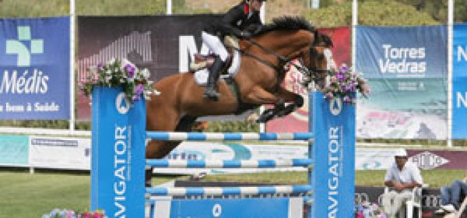Marion Hughes vence qualificativa para o G.P. Ô Hotels & Resorts