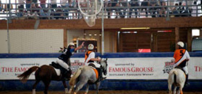 Horseball ao rubro decide campeões nacionais