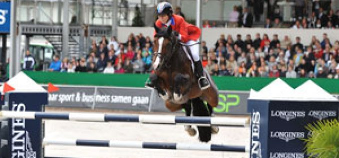 Beezie Madden Wins Longines International Grand Prix of Rotterdam