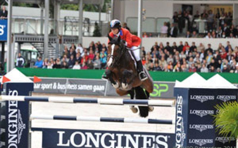 Beezie Madden Wins Longines International Grand Prix of Rotterdam