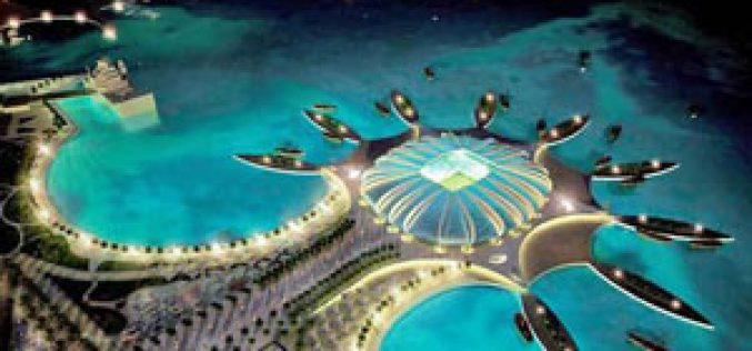 Doha candidata aos Jogos Olímpicos de 2020