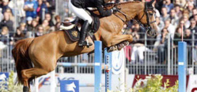 Edwina Alexander a mais bem paga do Global Champions Tour 2011