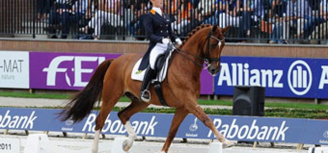 Gold for Adelinde Cornelissen on a Dramatic Day in Rotterdam