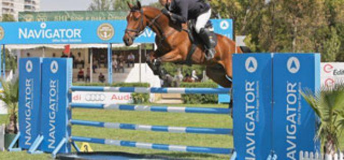 Campeonato de Cavalos Novos – 2ª Classificativa