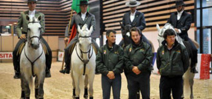 Portugal Tricampeão do Mundo de Equitação de Trabalho