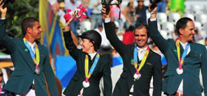 Estados Unidos de Ouro: Brasil de Prata
