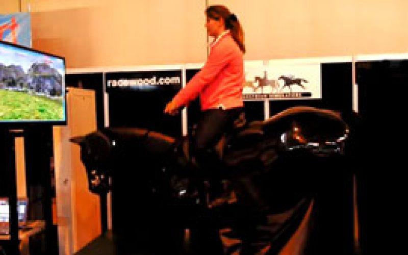 Aprender a saltar num simulador…
