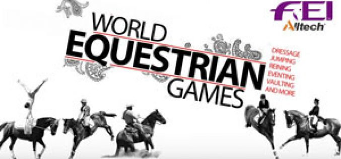 7 Nations bid to Host the World Equestrian Games in 2018