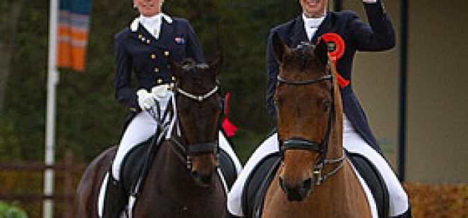 Australia and New Zealand qualify for 2012 Olympic Dressage