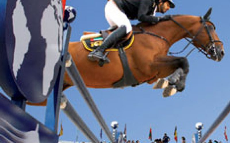Top riders, top horses for the GCT finale in Abu Dhabi