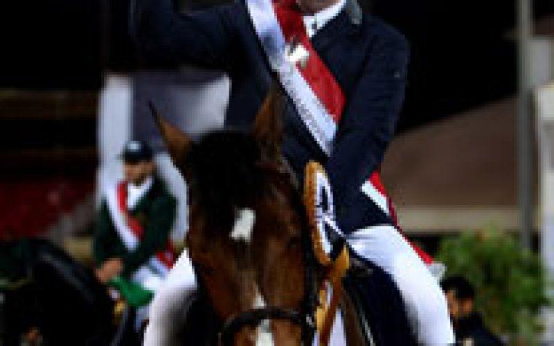 Roger Yves Bost ganha o Grande Prémio: Edwina vencedora do GCT 2011