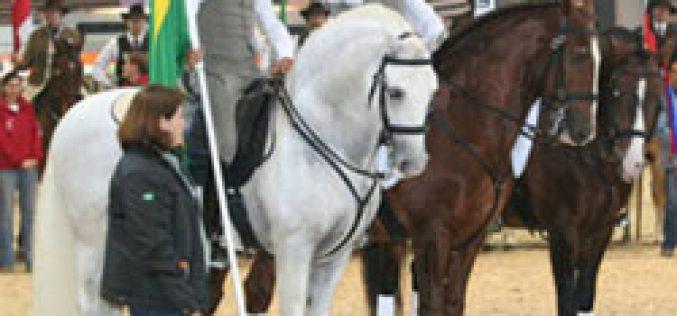 Brasil no Mundial de Equitação de Trabalho