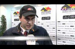 Koos de Ronde ganha a 2ª etapa da Taça do Mundo de Atrelagem