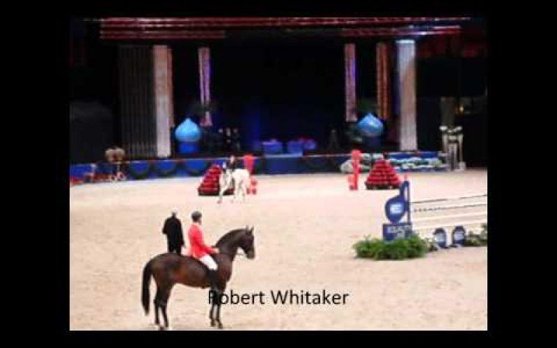 Recorde do Mundo para Robert Whitaker em Estocolmo (27/11/11)