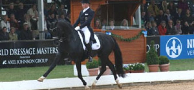 Totilas to Make Exclusive Appearance at World Dressage Masters Palm Beach