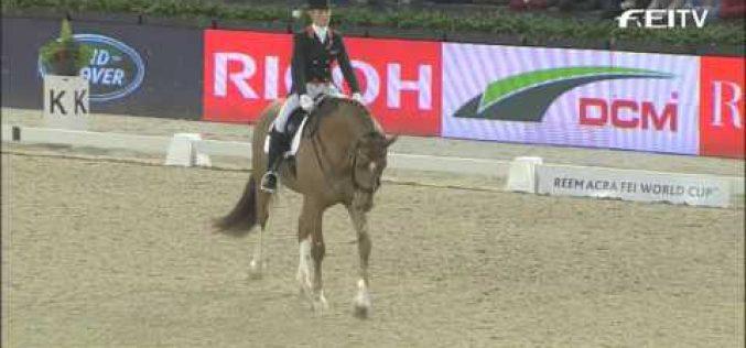 Adelinde Cornelissen ganha a qualificativa de Mechelen (31/12/11)